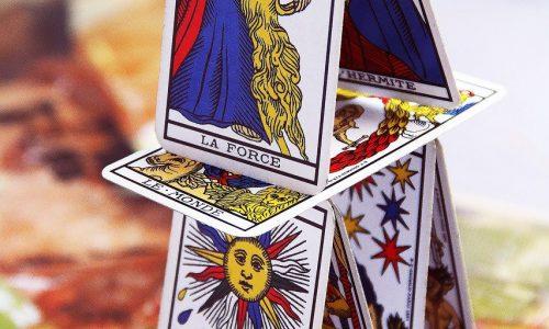 tarot, cards, divination